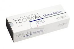 Teosyal Global Action PureSense lidocaine (2*1.0 ml)